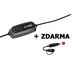 Inteligentní nabíječka CTEK CT5 POWERSPORT