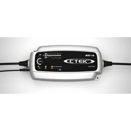 Inteligentní nabíječka CTEK MXS 10  /12V