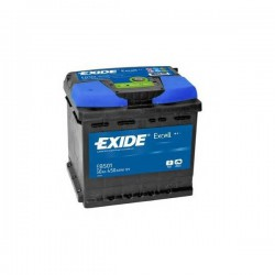 EXIDE Excell 50 Ah (EB 501)