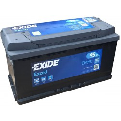 EXIDE Excell 95 Ah (EB 950)