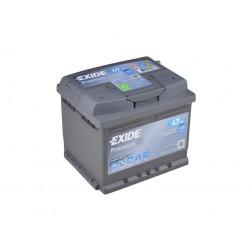 EXIDE Premium 47 Ah (EA472)