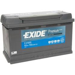 EXIDE Premium 100 Ah (EA1000)