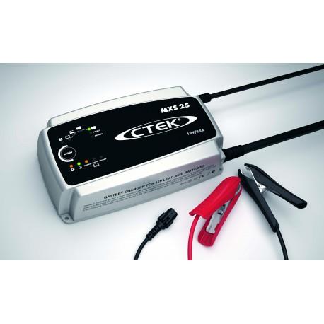 Inteligentní nabíječka CTEK MXS 25 /12V