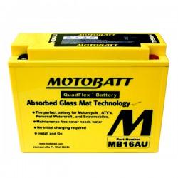 Motobaterie MOTOBATT MB16AU 20,5 Ah