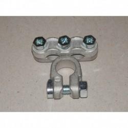 svorka,cín ,15.9mm(-),2 úchyty,kabel 50-70mm za 23682, Výrobce: Grisoni.