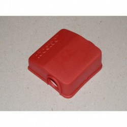 kryt na svorky - červený, Výrobce: Grisoni.