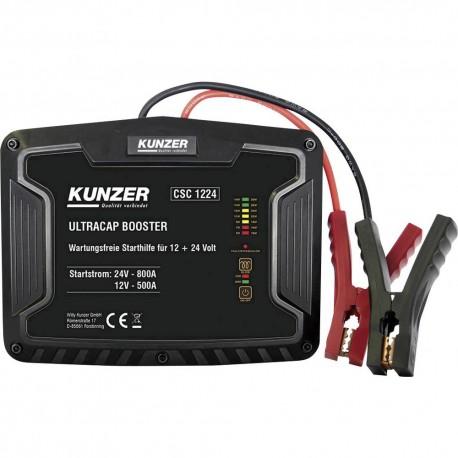Kunzer UltraCap Booster 12/24V