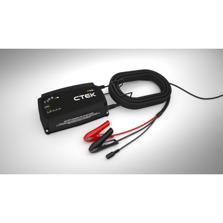 Inteligentní nabíječka CTEK PRO25SE /12V