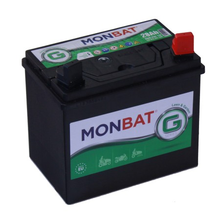Monbat Green Power 28 Ah Pravá