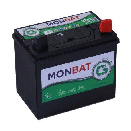 Monbat Green Power 32 Ah Pravá