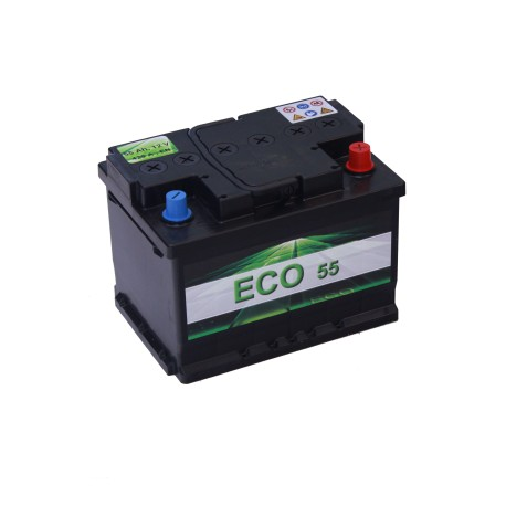 Autobaterie ECO 55