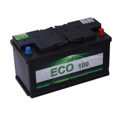 Autobaterie ECO 100