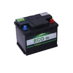 Autobaterie ECO 60