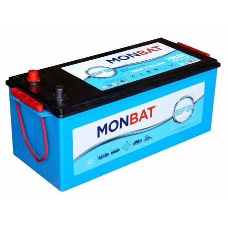 Autobaterie Monbat EFB 180 Ah