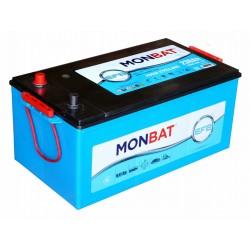Autobaterie Monbat EFB 235 Ah